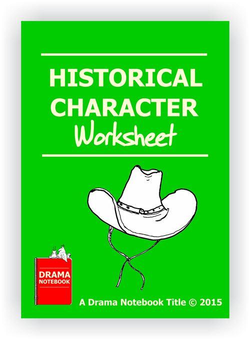 Historical Character Worksheet