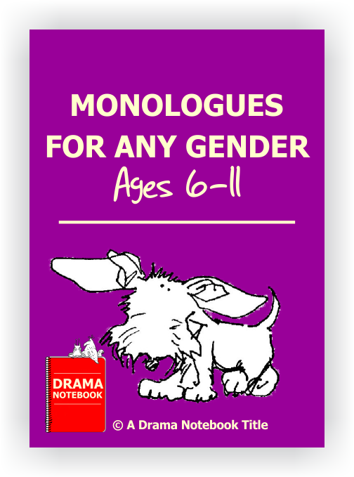 Monologues for Kids-Drama Lesson Plan for Schools