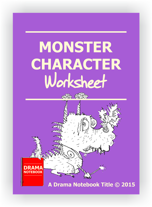 Monster Character Worksheet
