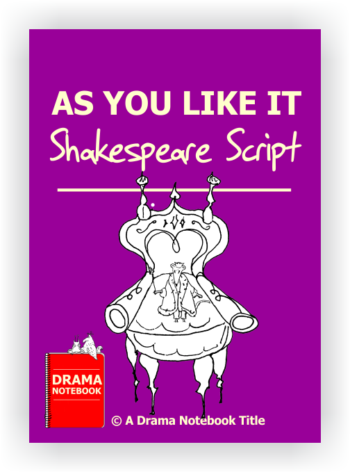 Short Shakespeare Scripts-As You Like It Scripts for Schools