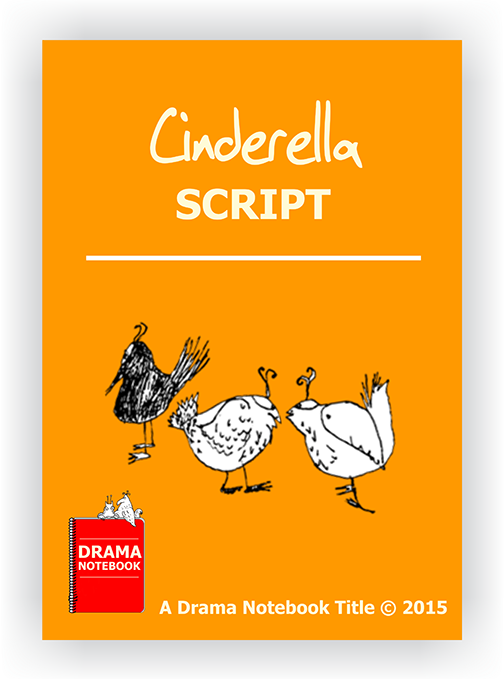 Cinderella Script-Royalty-free Play Script for Schools