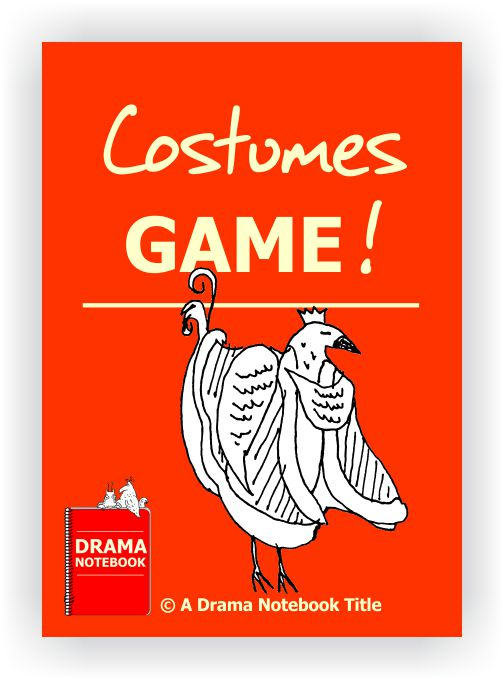 Drama Activity for Schools-Costumes Game