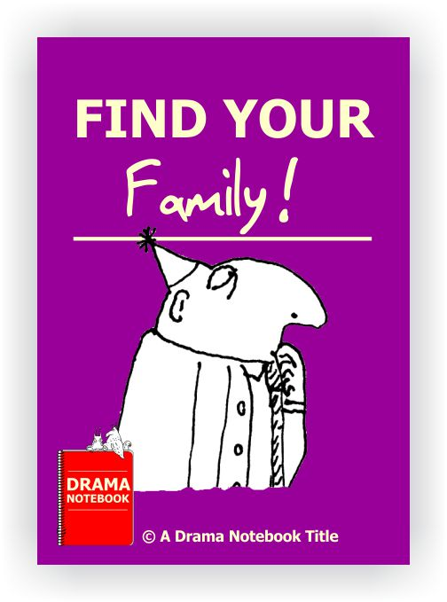 Drama Lesson Plan for Schools-Find Your Family