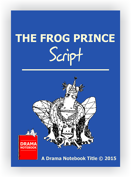 The Frog Prince-Royalty-free Play Script for Schools