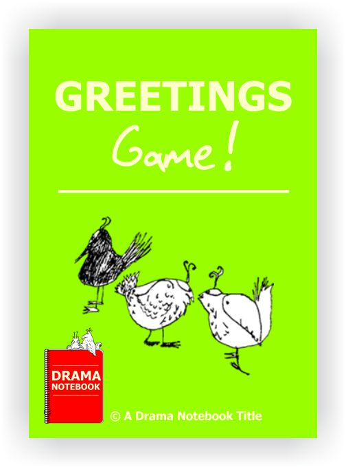 Teaching english greetings choice image greeting card designs simple greetings game drama notebook m4hsunfo