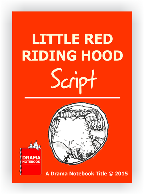 Little Red Riding Hood Royalty-free Play Script for Schools