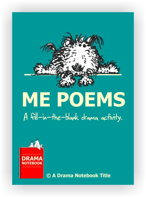 Drama Lesson Plan for Schools-Me Poems
