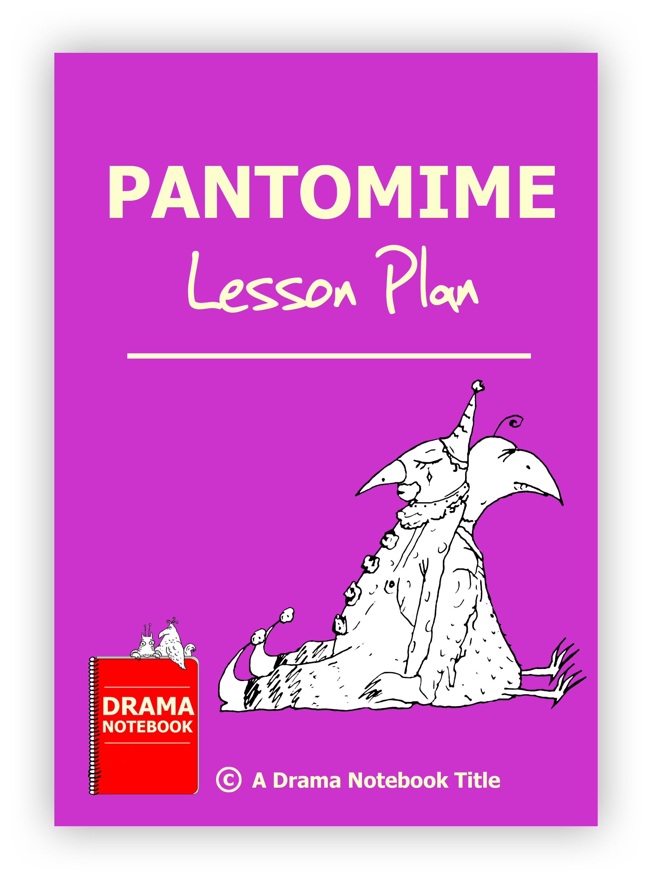 Pantomime Drama Lesson Plan for Schools