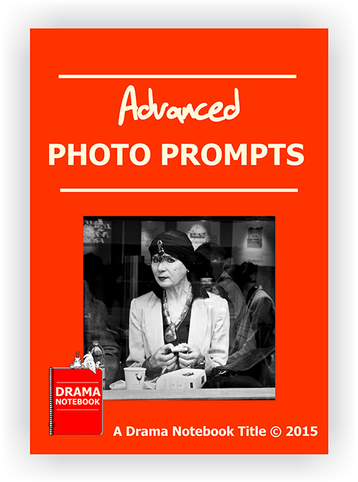 Photo Prompts for Drama Class-Advanced