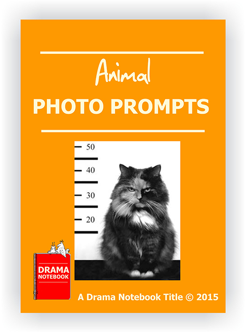 Photo Prompts for Drama Class-Animals