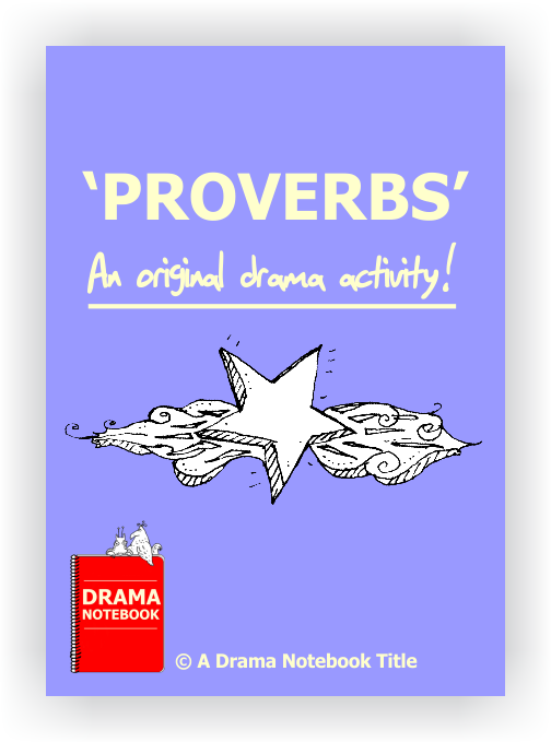 Proverbs Drama Lesson Plan for Schools-