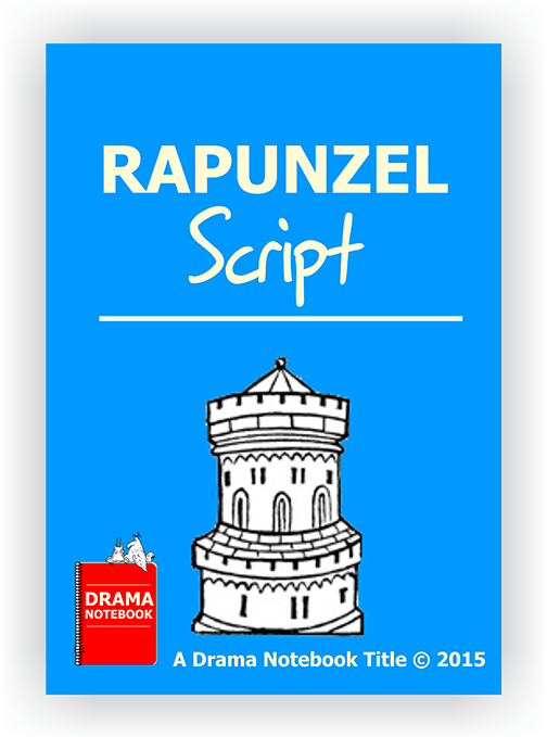 Rapunzel Script Royalty-free Play Script for Schools