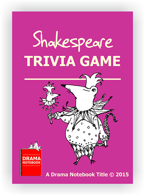 Shakespeare Trivia Game for Schools