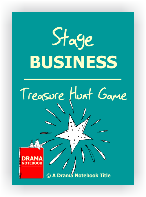 Drama Lesson Plan for Schools-Stage Business Treasure Hunt Game