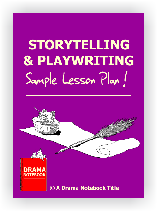 Storytelling and Playwriting Lesson Plan for Schools