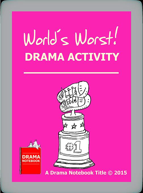 Drama Lesson Plan for Schools-Worlds Worst Improv Activity