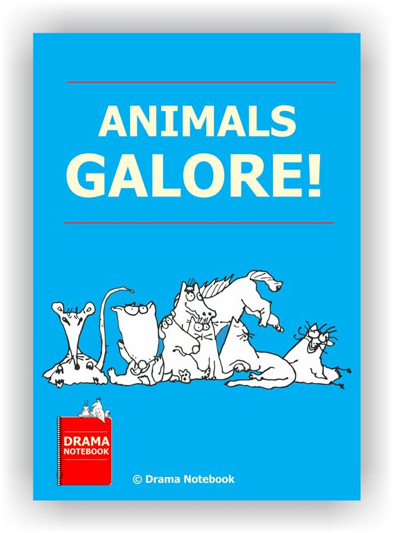 Drama Workshop Lesson Plan-Animals Galore