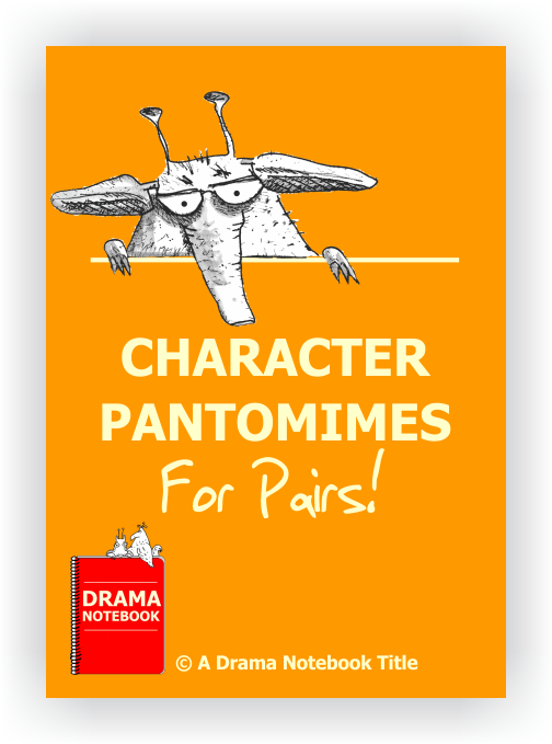 Drama Lesson Plan for Schools-Character Pantomimes for Pairs