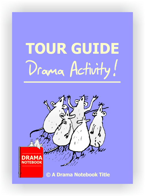 Drama Lesson Plan for Schools-Tour Guide