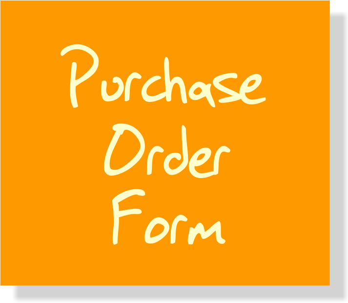 Drama Notebook Purchase Orders