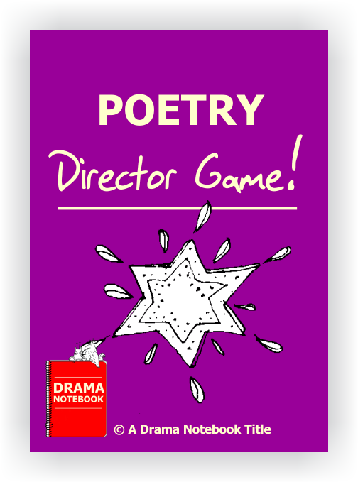 Drama Activity-Poetry Director Game