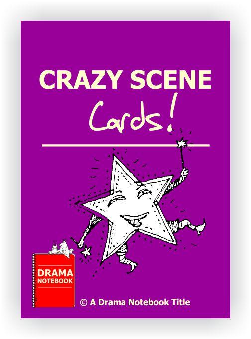 Crazy Scene Cards
