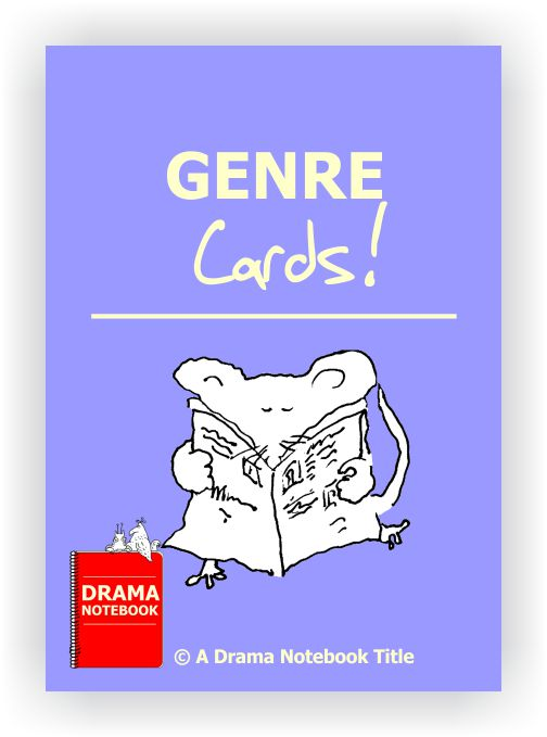Genre Cards