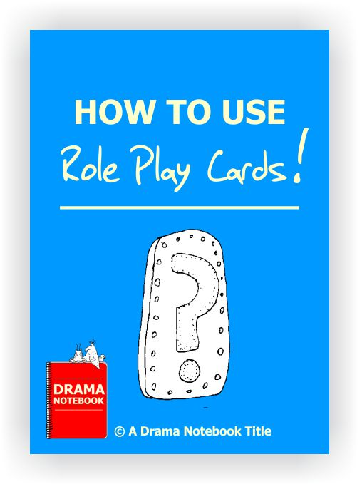 How to Use Role Play Cards