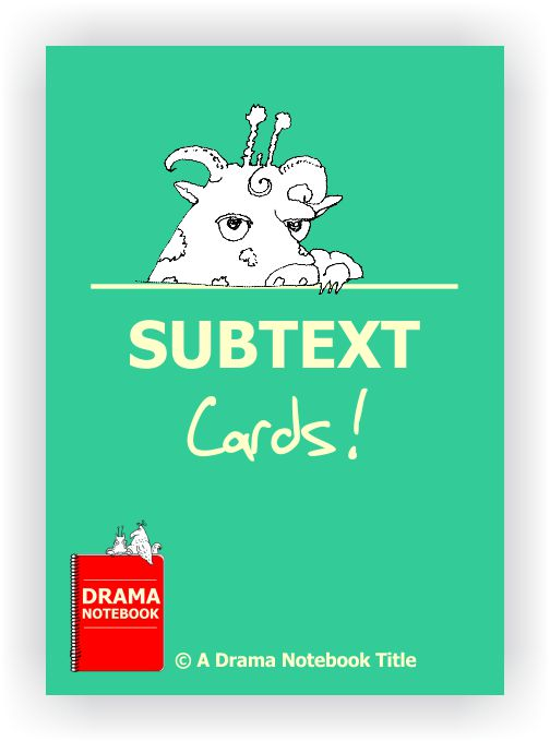 Subtext Cards