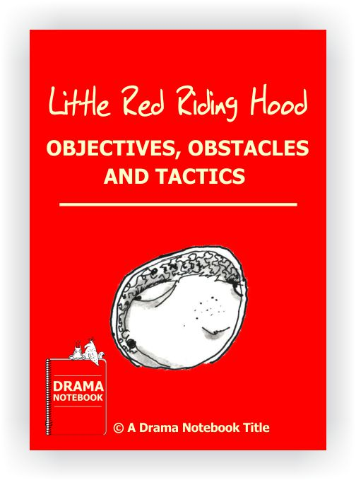 Little Red Riding Hood Objectives