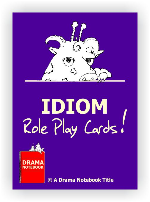 Idiom Role Play Cards