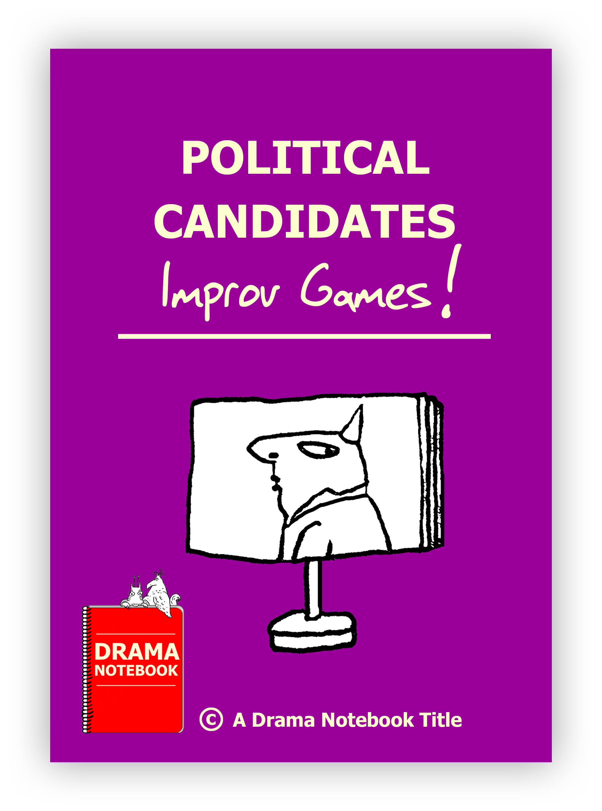 Political Candidate Improv Games