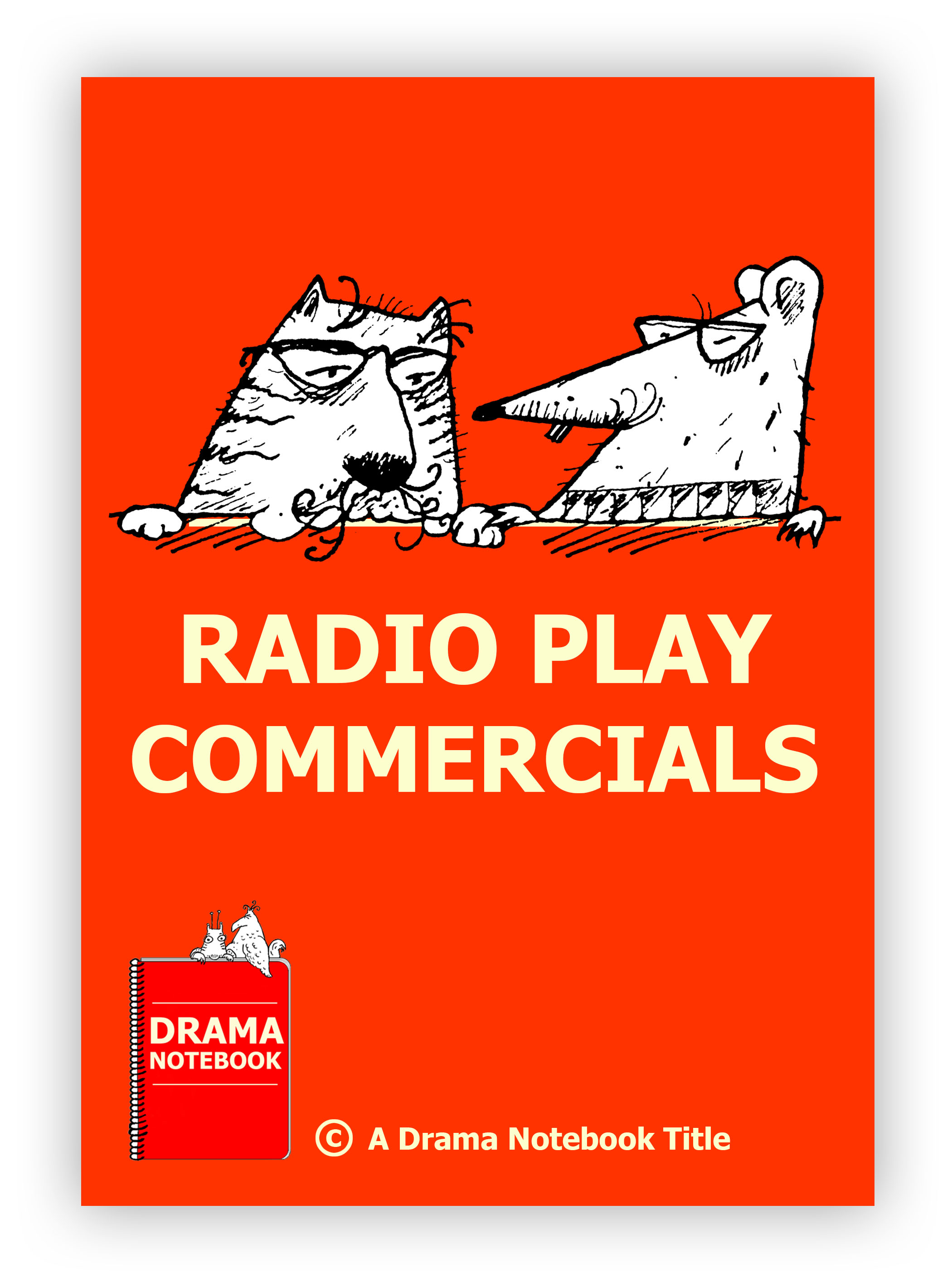 Radio Play Commercials Royalty free Scripts for School Use