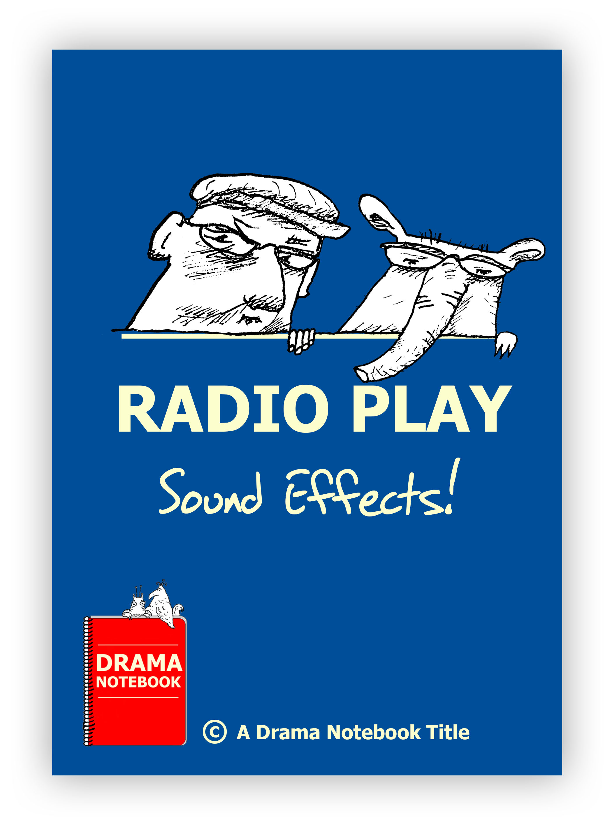 Drama Lesson Plan for Schools-Radio Play Sound Effects