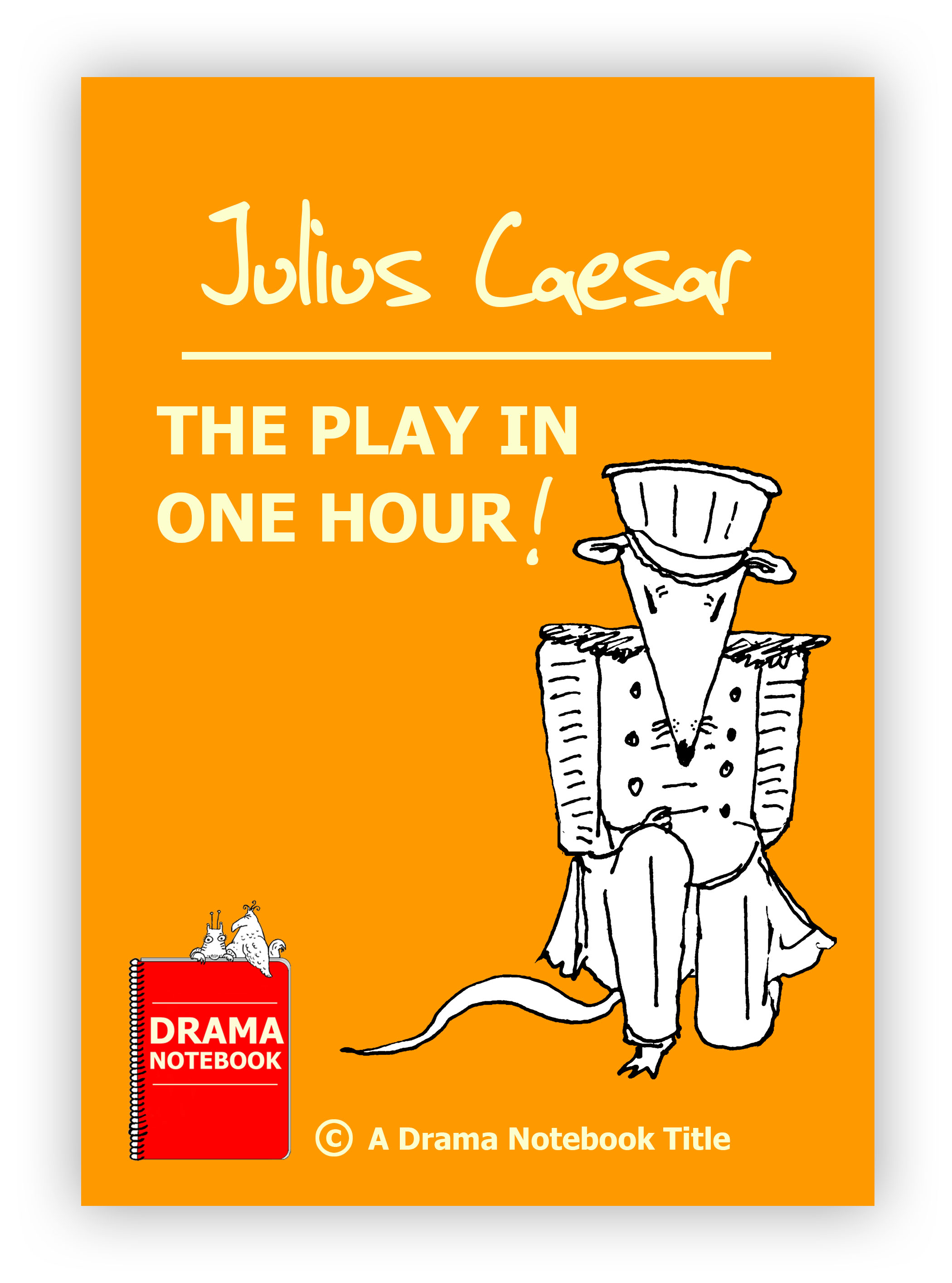 Julius Caesar in One Hour