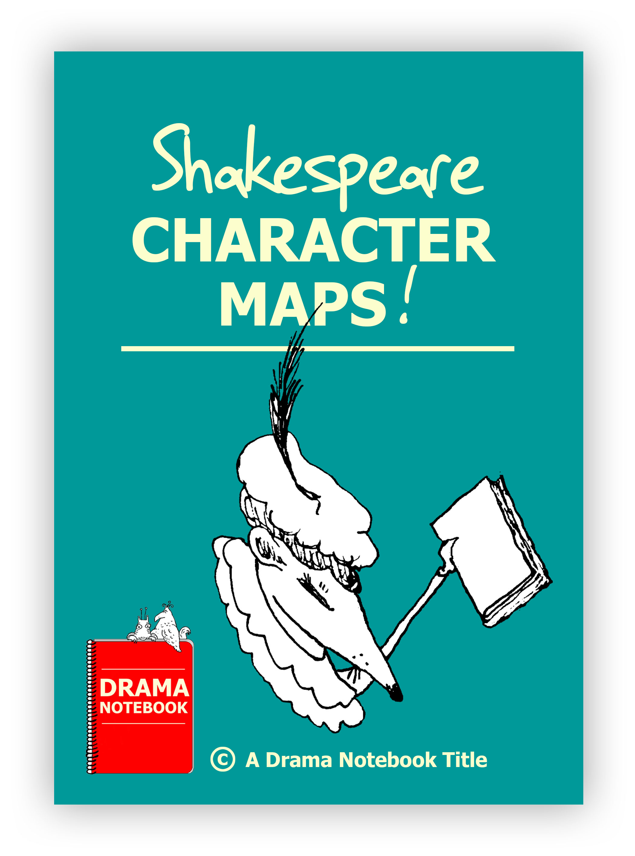 Shakespeare Character Maps