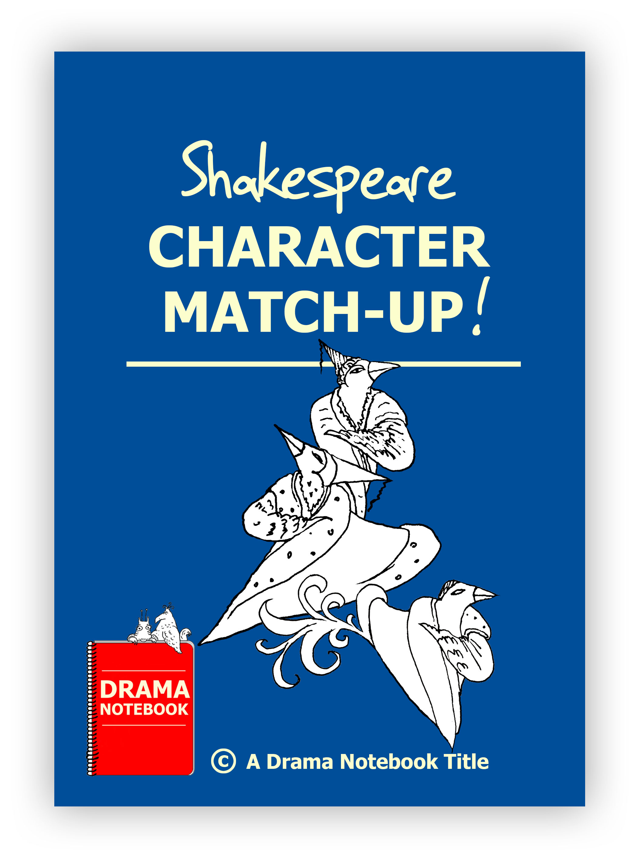 Shakespeare Character Match-up