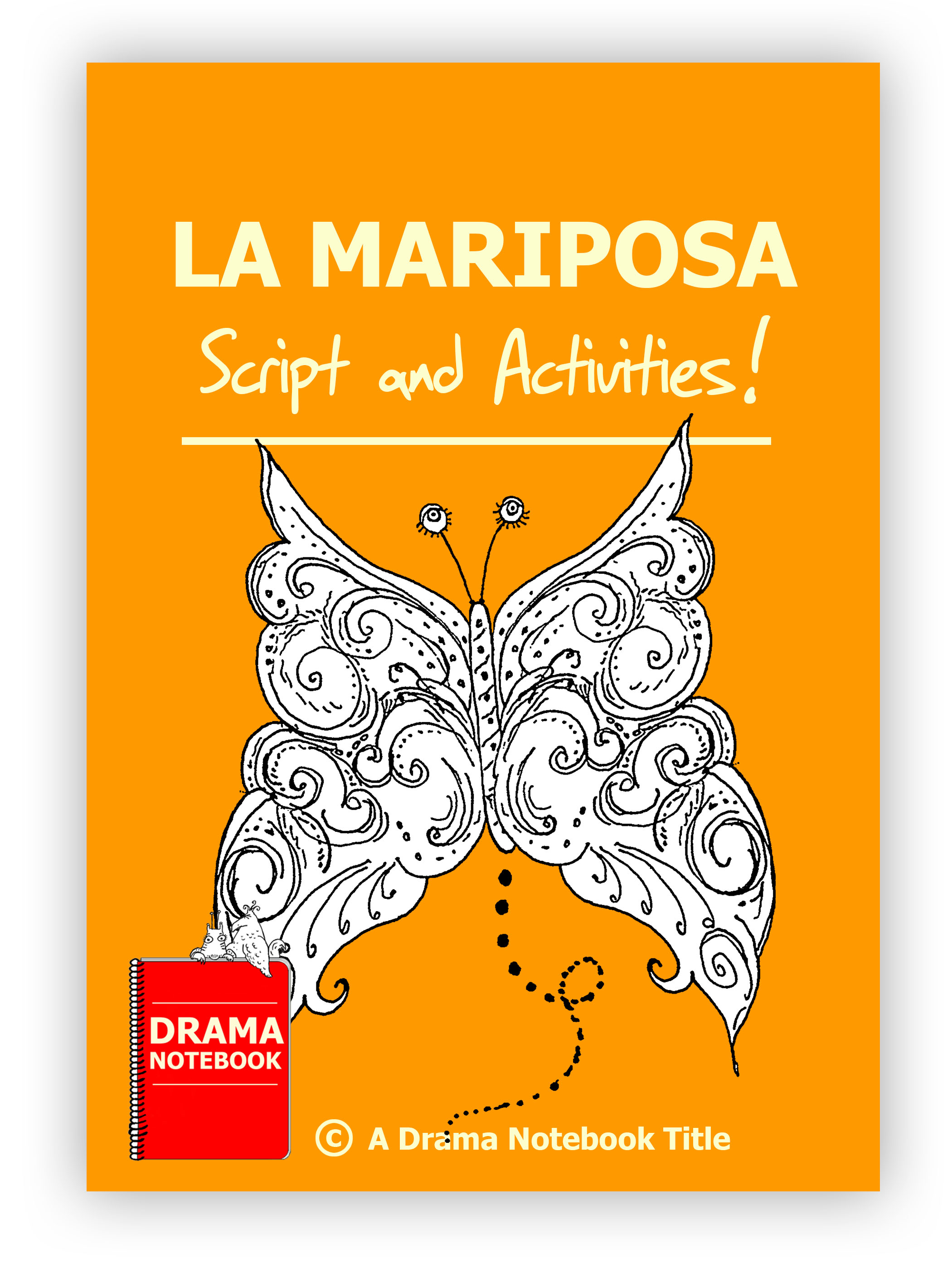 La Mariposa Royalty-free Play Script for Schools