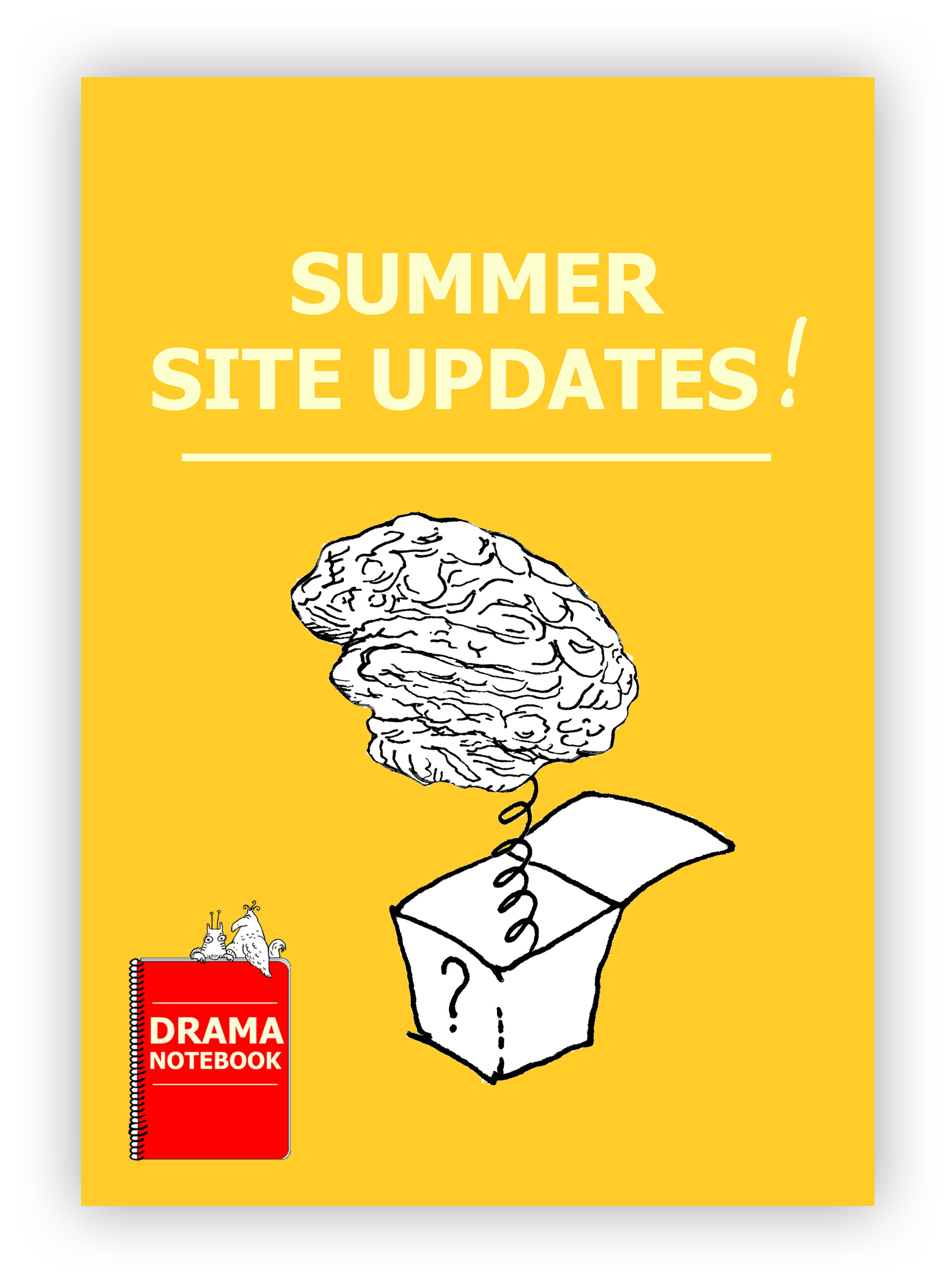 DN Summer Site Updates