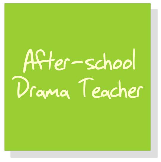 After School Drama Teacher