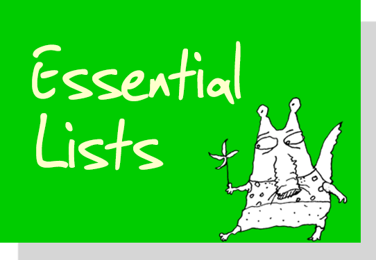 Essential Lists