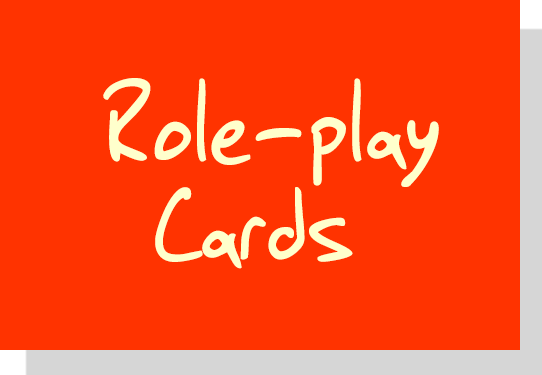 Role-play Cards