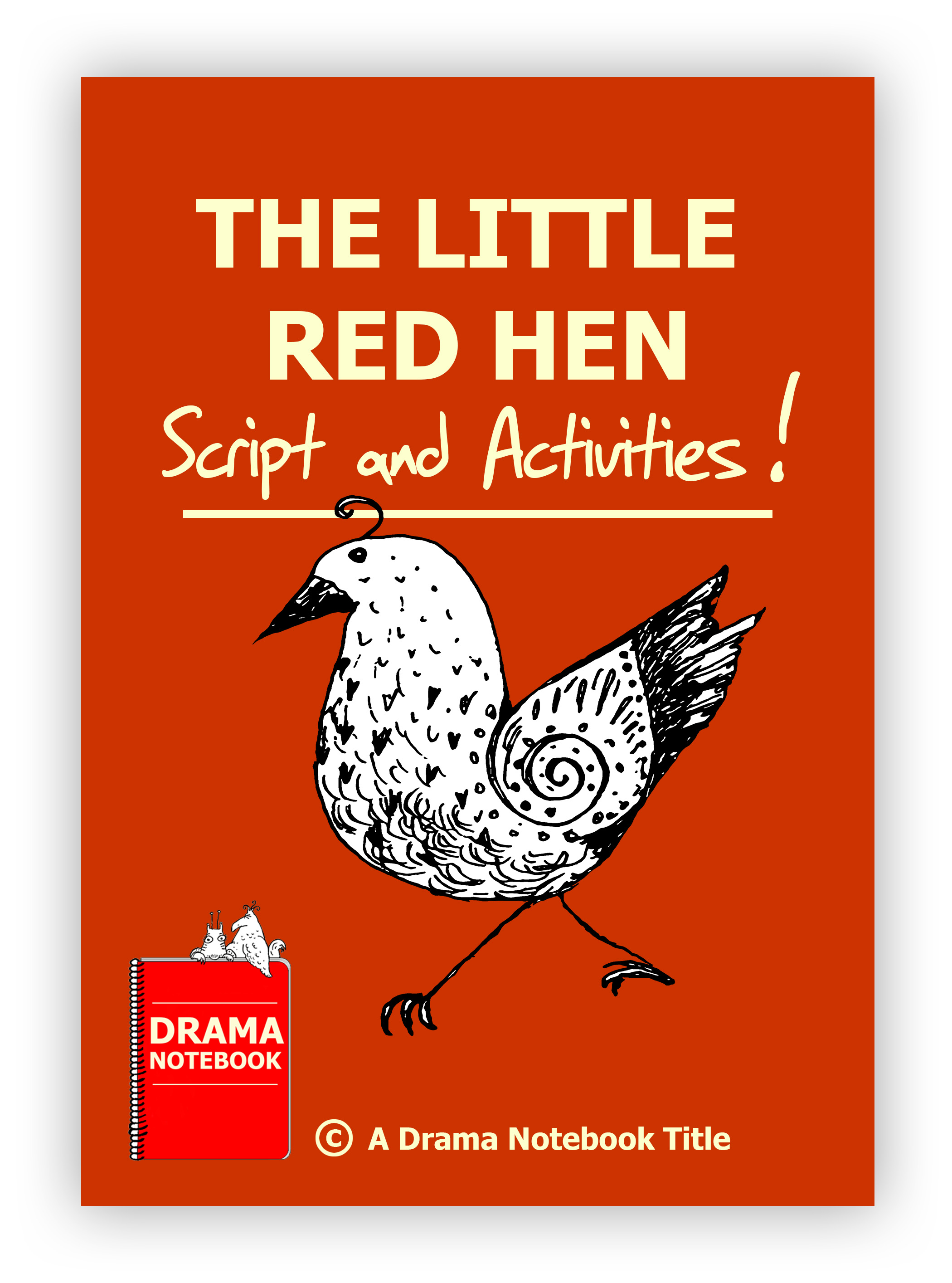 Little Red Hen Script