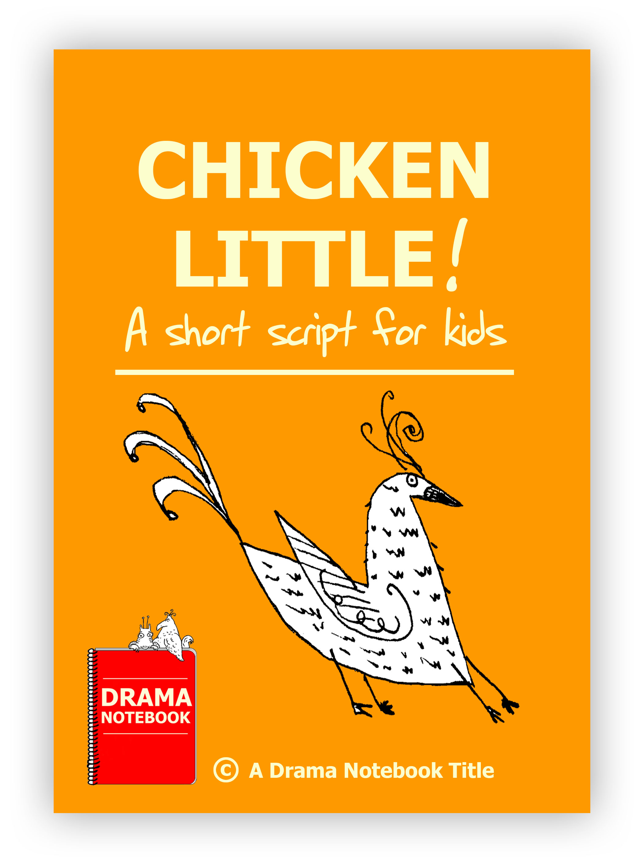 Chicken Little Royalty-free Play Script for Schools