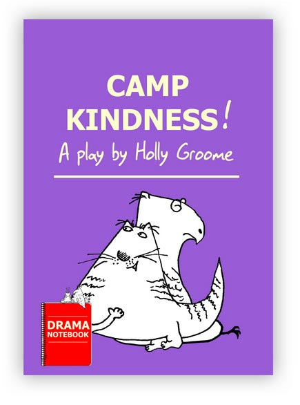 Royalty-free Play Script for Schools-Camp Kindness