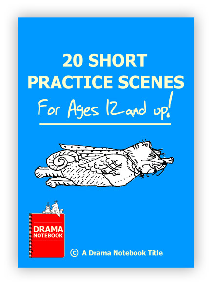 20 Practice Scenes for Pairs for Drama Classroom