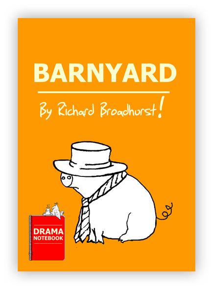 Royalty-free Play Script for Schools-Barnyard