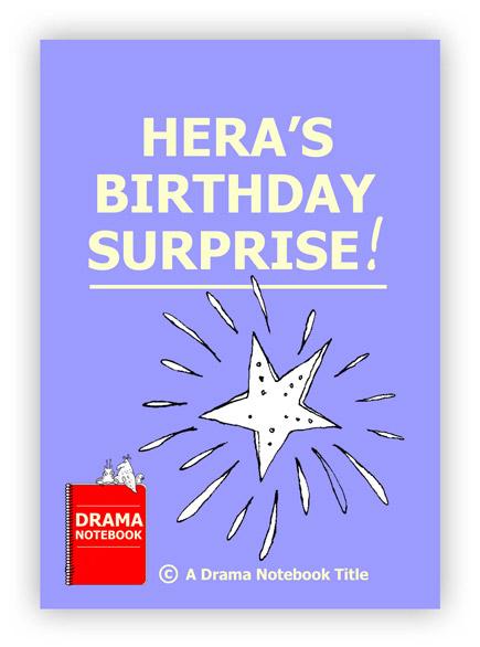 Royalty-free Play Script for Schools-Hera's Birthday Surprise