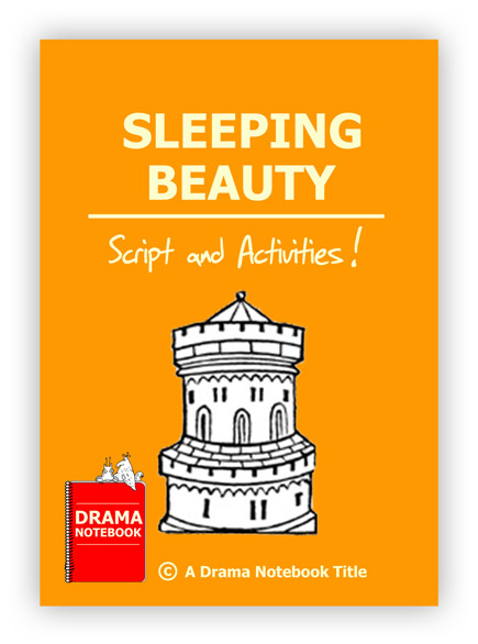 Sleeping Beauty Royalty-free Play Script for Schools-