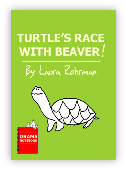 Royalty-free Native American Play Script for Schools-Turtles-Race-With-Beaver
